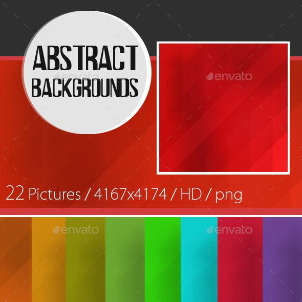 22 Abstract Backgrounds HD