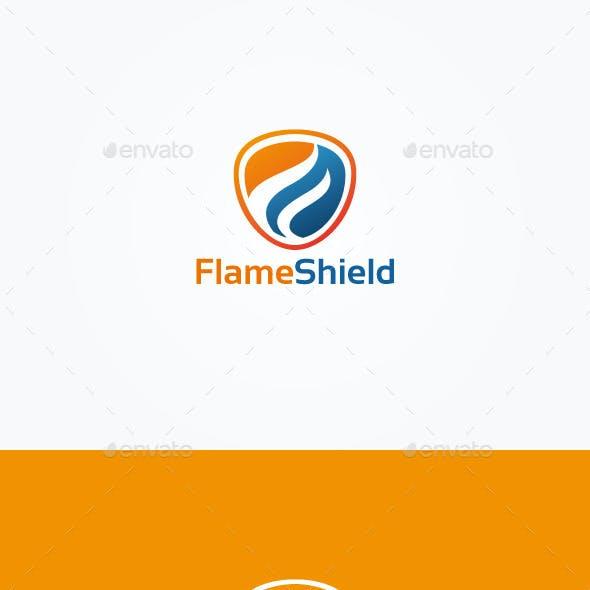 Flame Shield Logo