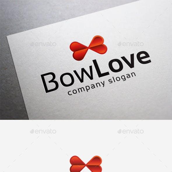 Bow Love Logo