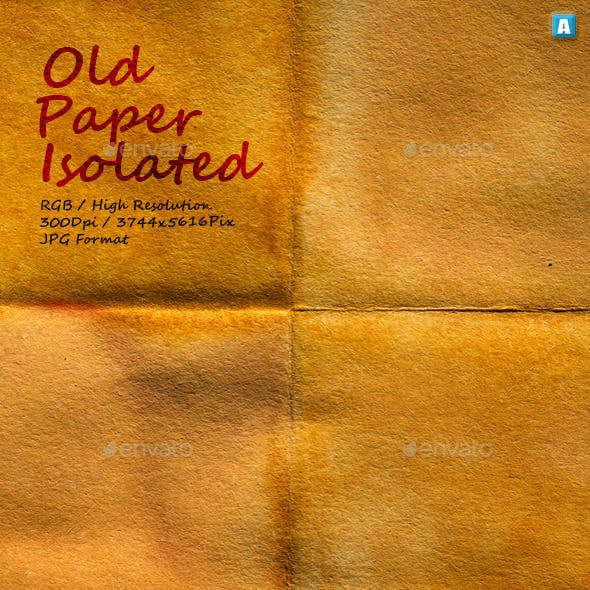Old Paper Texture 0094