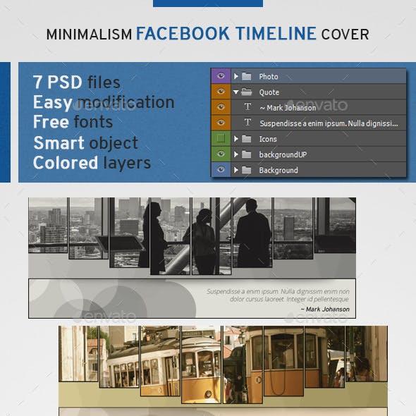 Minimalism Facebook Timeline Cover