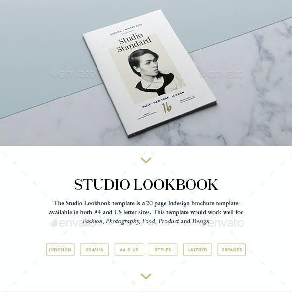 Studio Lookbook