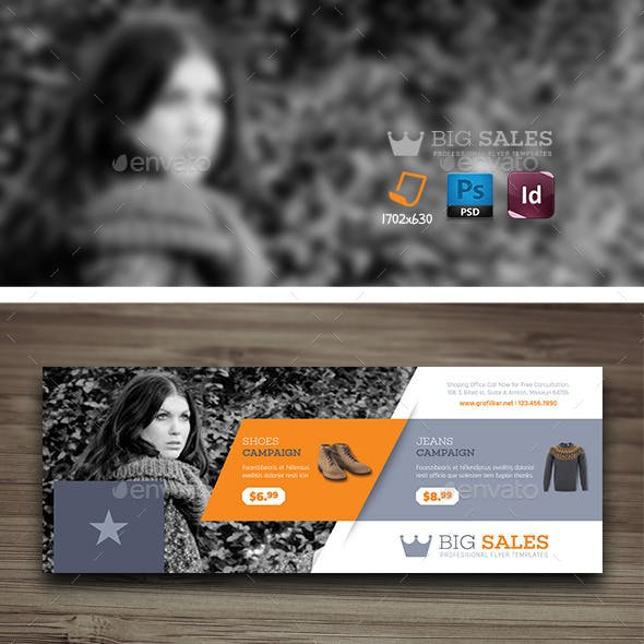 Shopping Cover Templates