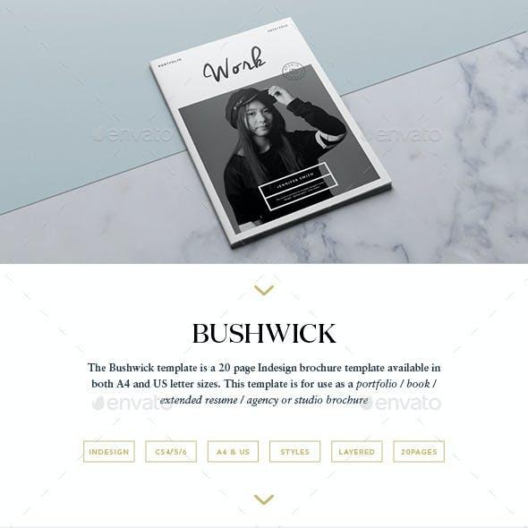 Bushwick Portfolio