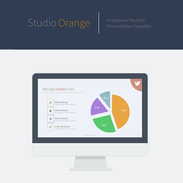 Orange Studio Keynote