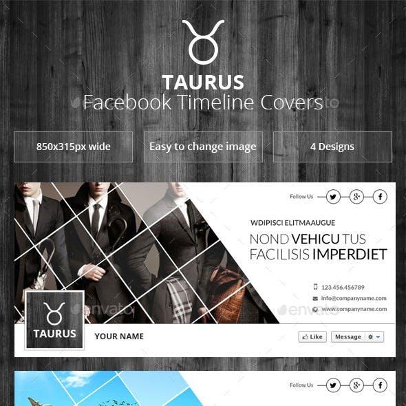 Taurus - Facebook Timeline Covers