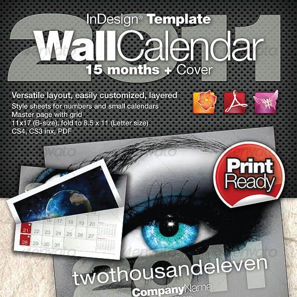 2011 Corporate Calendar