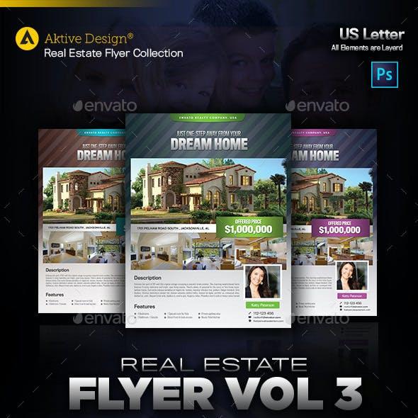 Real Estate Flyer | Vol 03
