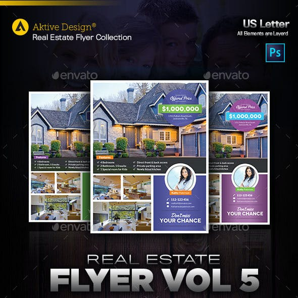 Real Estate Flyer | Vol 05