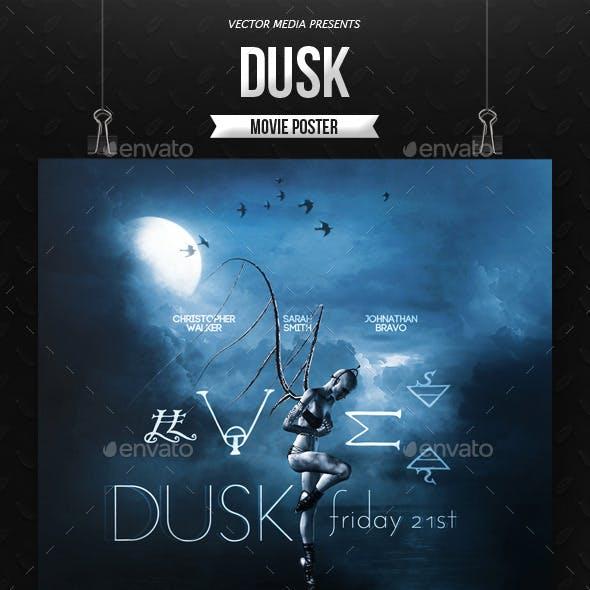 Dusk - Movie Poster