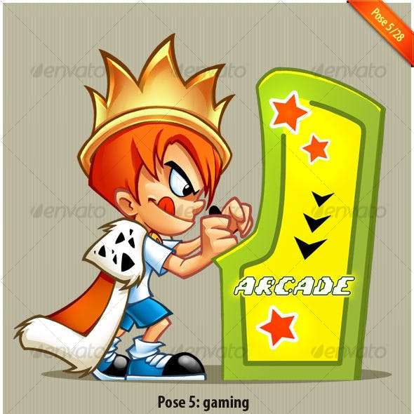 Bling Series 5/28: Gaming