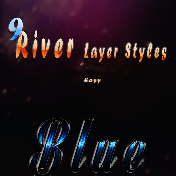9 River Styles