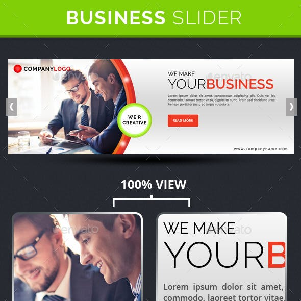 Business Slide V4