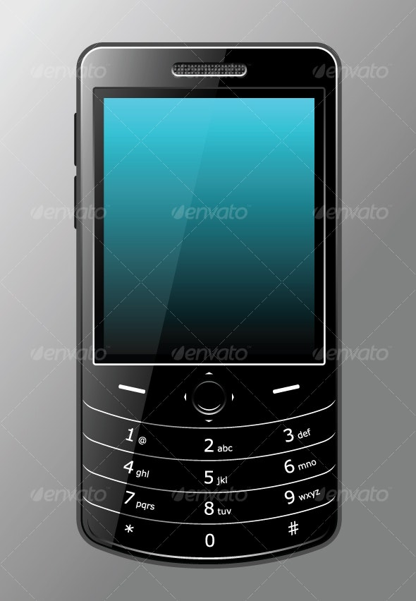 Cell phone, mobile phone - Communications Technology