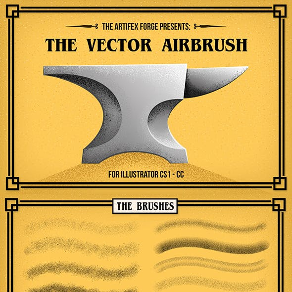 The Vector Airbrush