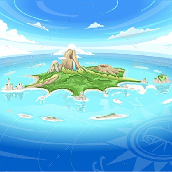 Adventure Island - Treasure Island