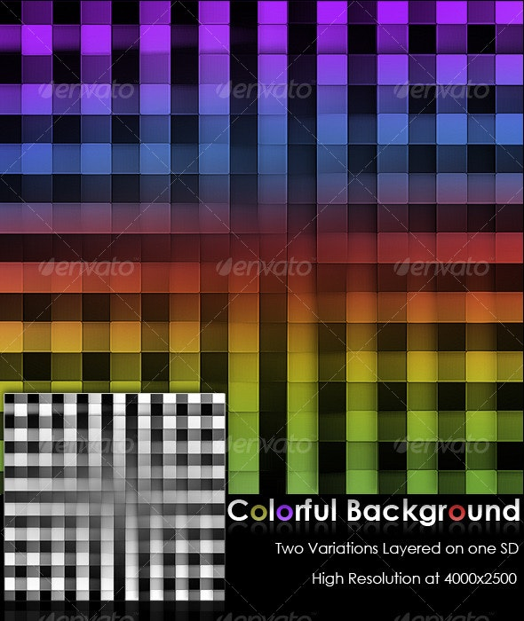 Colored Background - Miscellaneous Backgrounds