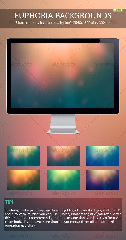Euphoria Backgrounds\Wallpapers - Backgrounds Graphics