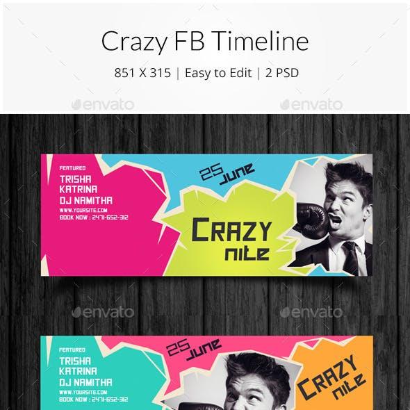 Crazy Facebook Timeline