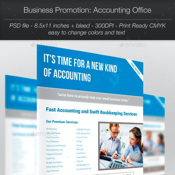 Business Promotion: Accounting Office