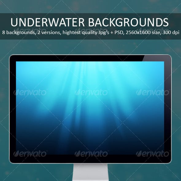 Underwater Backgrounds