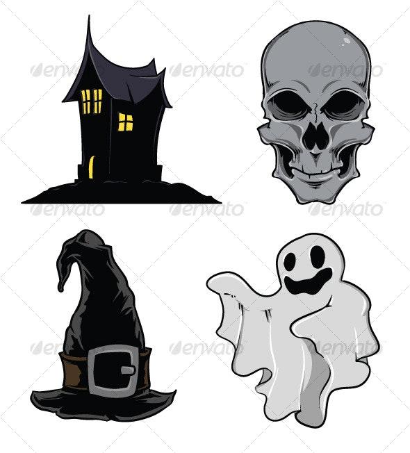 Halloween vectors  - Halloween Seasons/Holidays