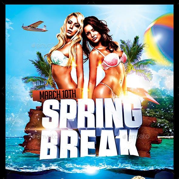 Spring Break 15