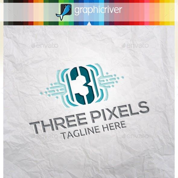 Number Pixels 3