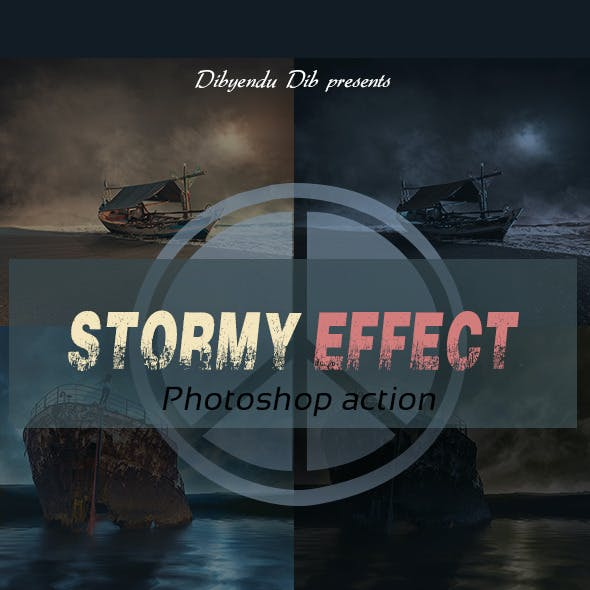 Stormy Effect