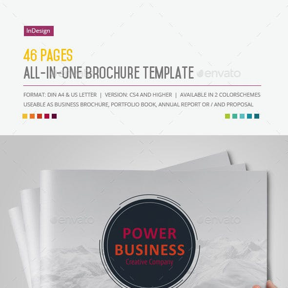 All-In-One Brochure (46 pages)