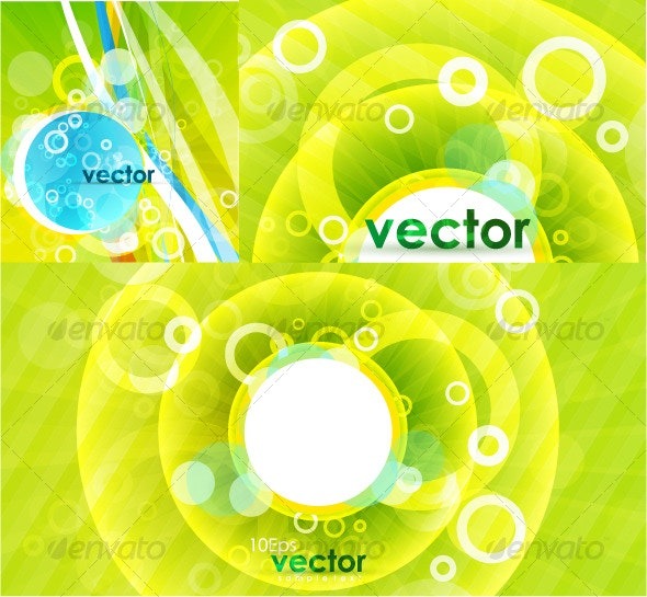 Shiny Vector Abstract Backgrounds - Backgrounds Decorative