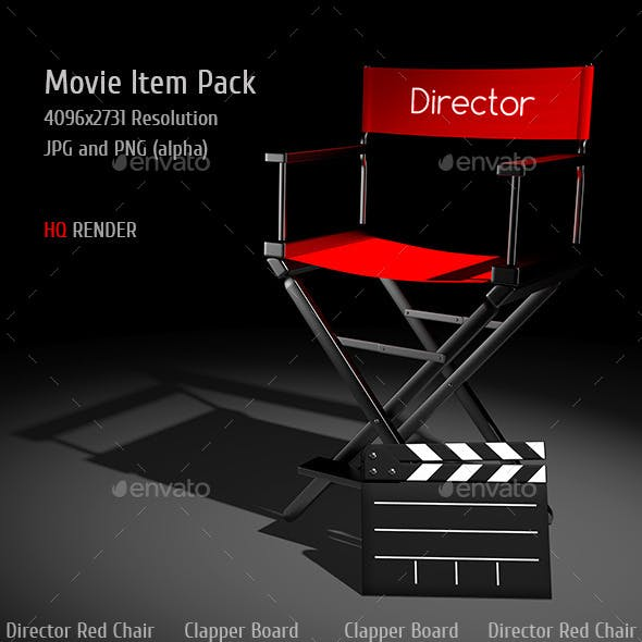 Movie Item Pack