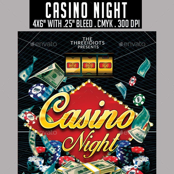 Future Casino Night