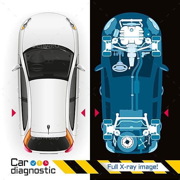 Car Diagnostic Full X-ray