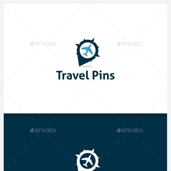 Travel Pin Logo