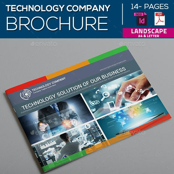 Technology Company Brochure