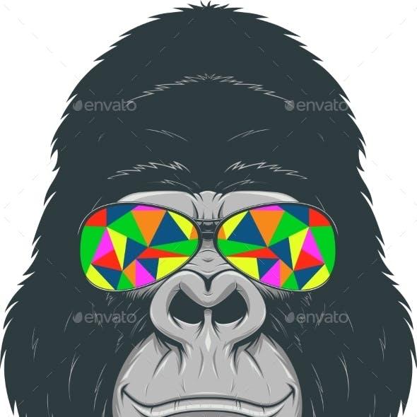 Cheerful Gorilla