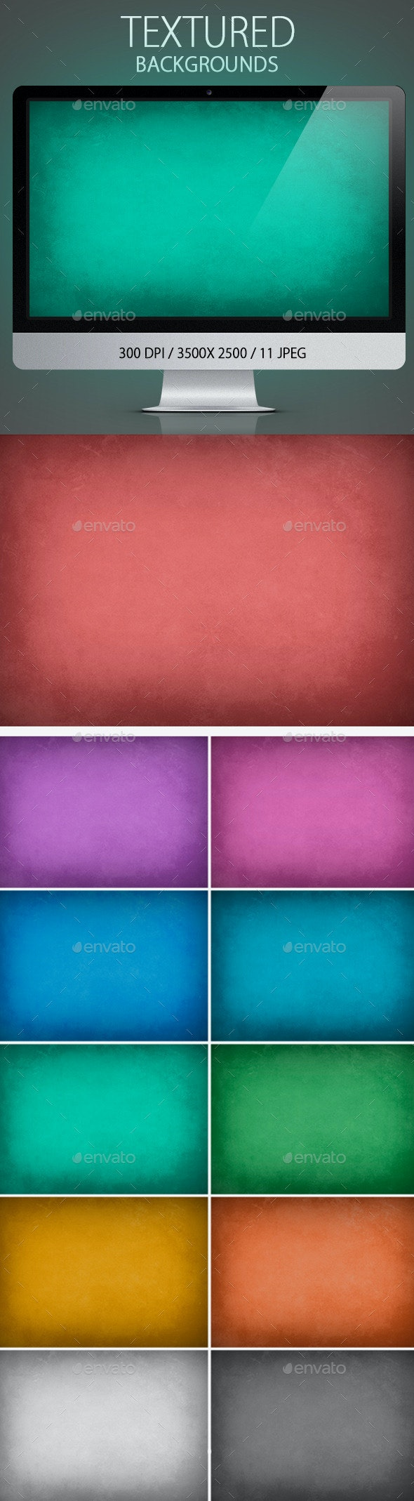 Textured Backgrounds - Abstract Backgrounds