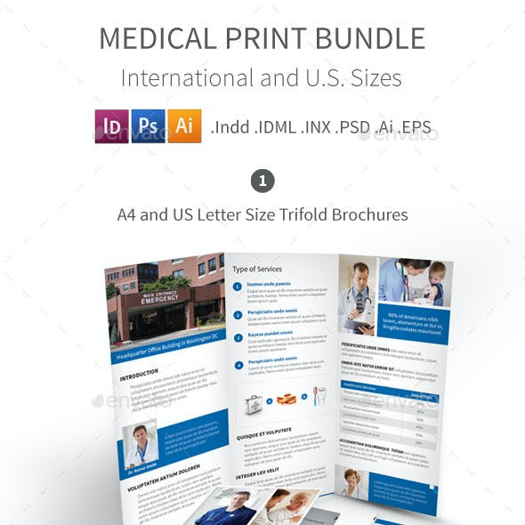 Medical Print Bundle