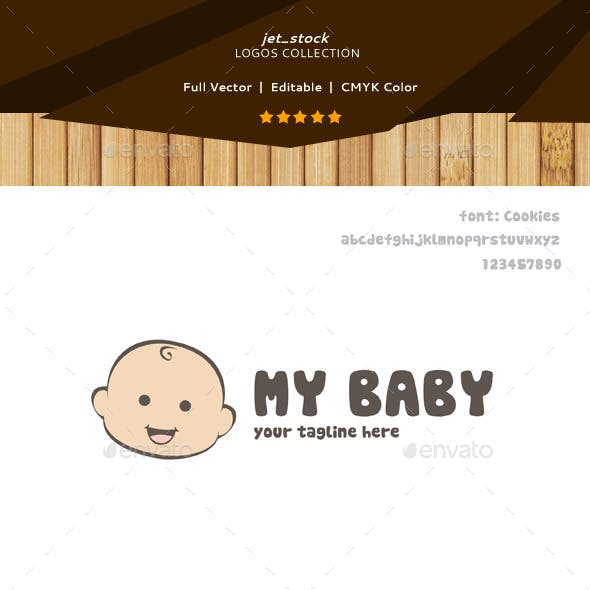 My Baby Logo