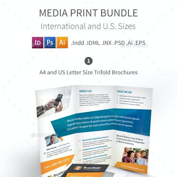 Media and Communication Print Bundle