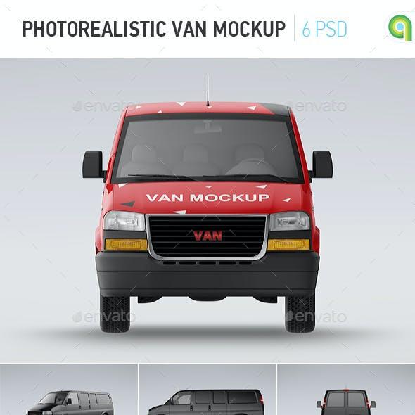 Van Mockup