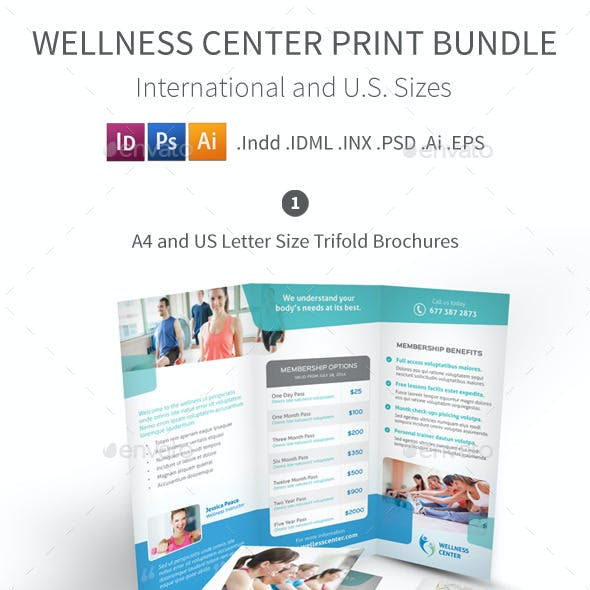 Wellness Center Print Bundle