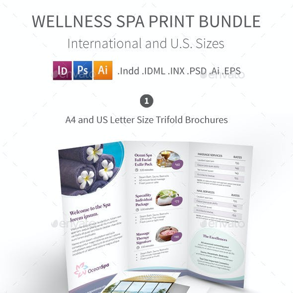 Wellness Spa Print Bundle