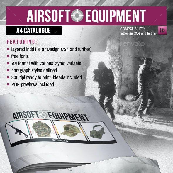 Airsoft Catalogue