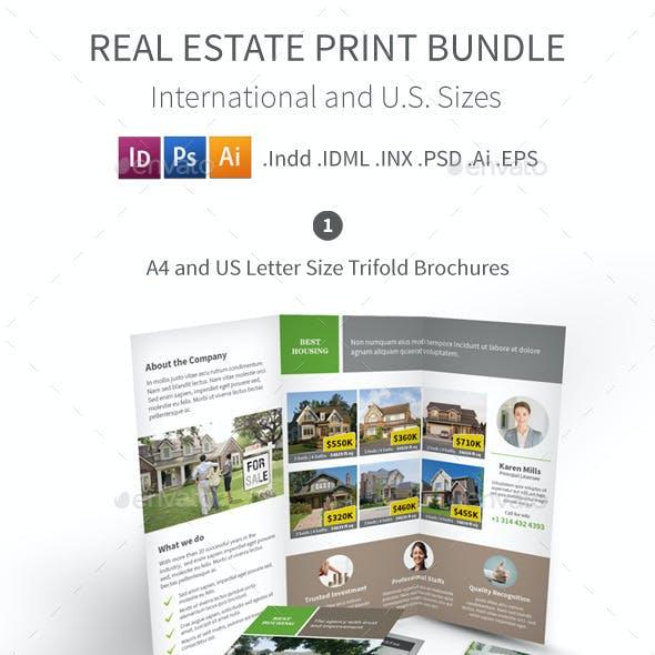 Real Estate Print Bundle
