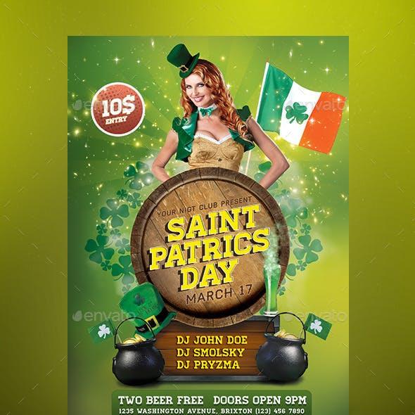 St.Patricks Day Flyer / Poster