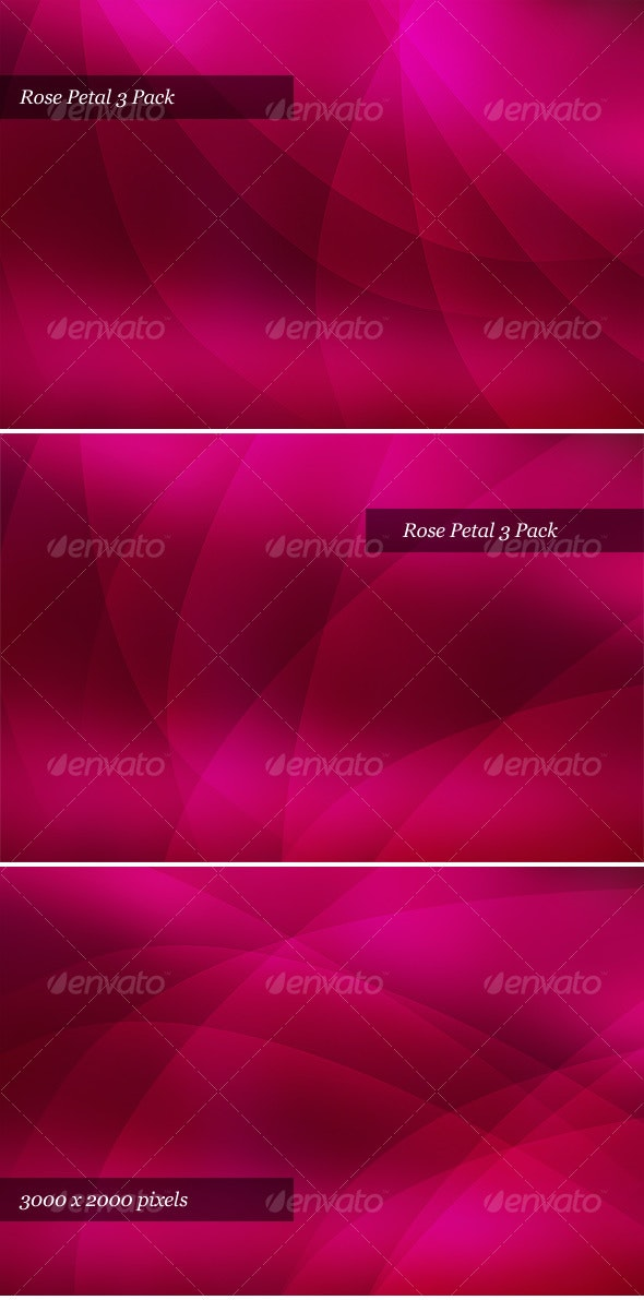 Rose Petal - Abstract Backgrounds
