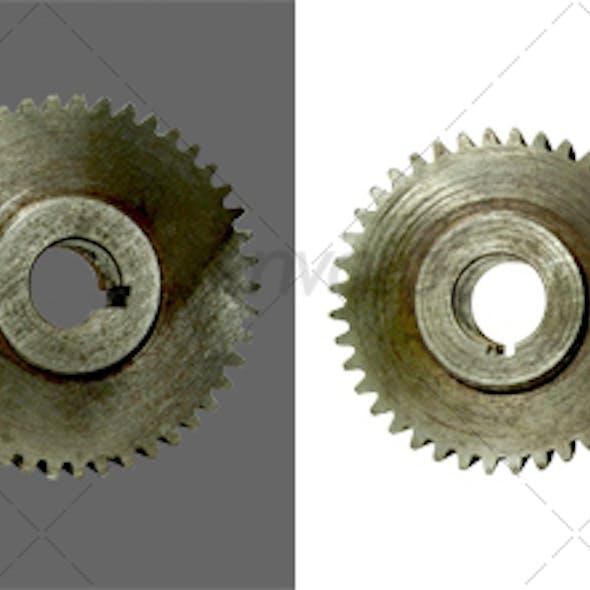 Two gears