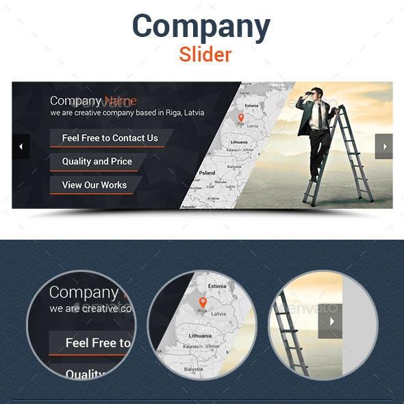 Company Slider